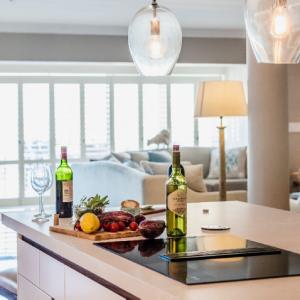 Kitchen-apartment-bantry-bay