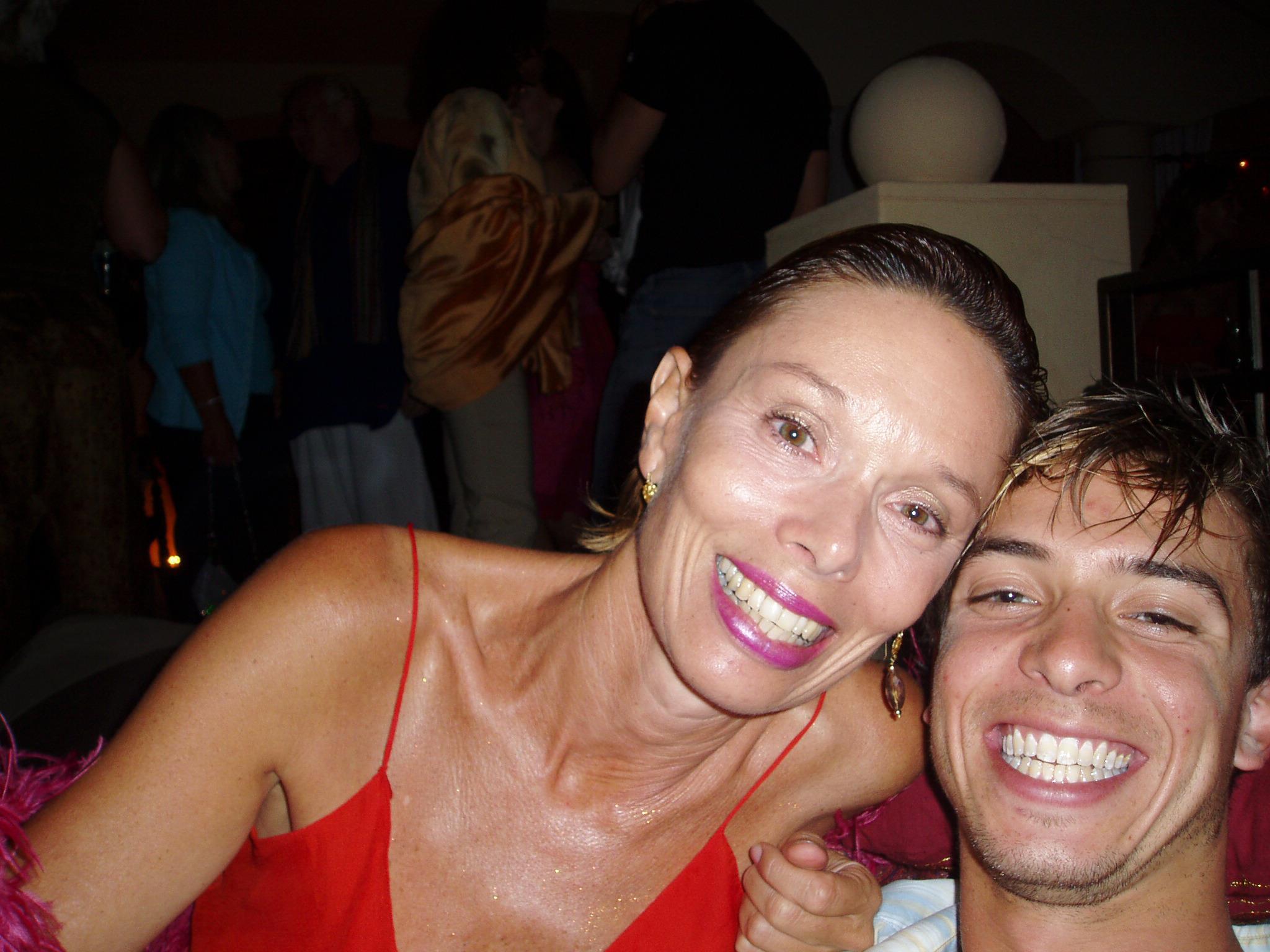 Liza and Darron Swersky